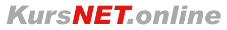 Kursnet online Logo