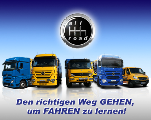 FAHRSCHULE allroad Fahrzeuge LKW