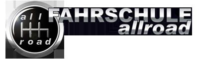 FAHRSCHUEL allroad Logo mit Schrift